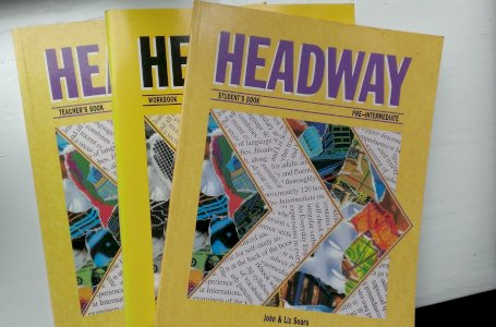 Headway Pre-Intermediate by John and Liz Soars