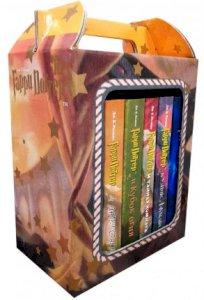 Гарри Поттер (комплект 7 книг)РОСМЭН (в подарочной коробке)