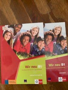 Wir neu B1 Deutsch
