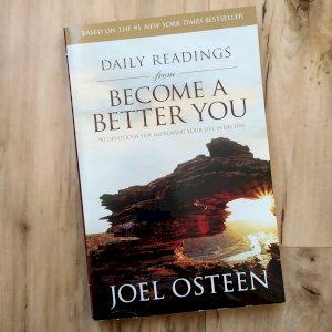 Become a better you (90 devotions for improving your life every day)