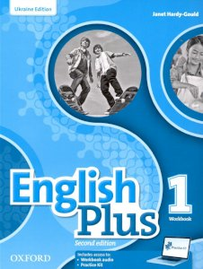Тетрадь/Робочий зошит English Plus Second Edition 1 Workbook with access to Practice Kit (Edition for Ukraine)
