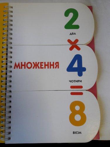 Весела арифметика Множення