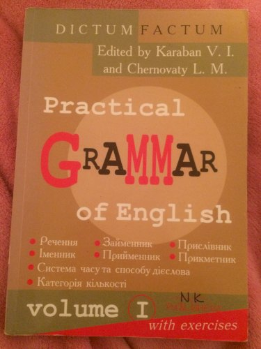 Practical Grammar of English