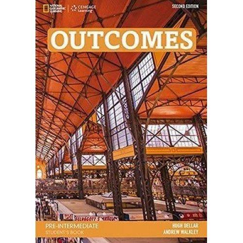 Outcomes Pre-Intermediate Second edition Student's book