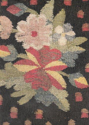 Квіти і птахи в дизайні Українських килимів / Flowers and Birds in Ukrainian Kilim Designs