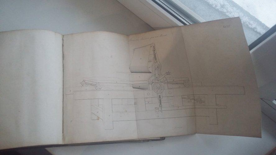 Літографа Бутенкова. Стародавня книга для колекціонерів німецькою мовою, приблизно 1840 рік