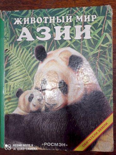 Животный мир Азии