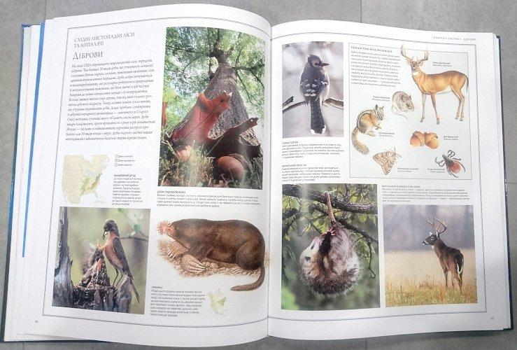 Світ тварин. Ілюстрований атлас. Карти, цифри, факти, гіпотези, порівняння