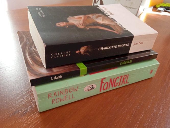 Jane Eyre, Fangirl, Chocolat