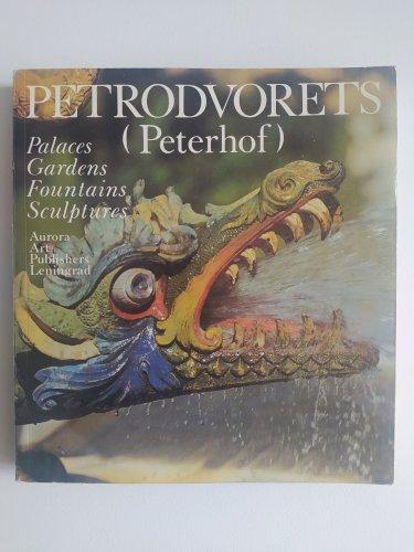 Petrodvorets (Peterhof)