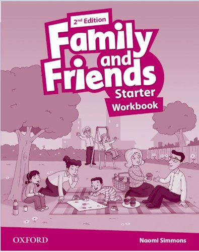 Тетради Family and Friends 2nd Edition Starter Workbook