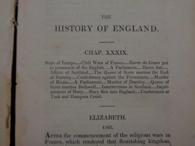 История Англии царствование королевы Елизаветы