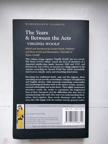 The Years & Between the Acts