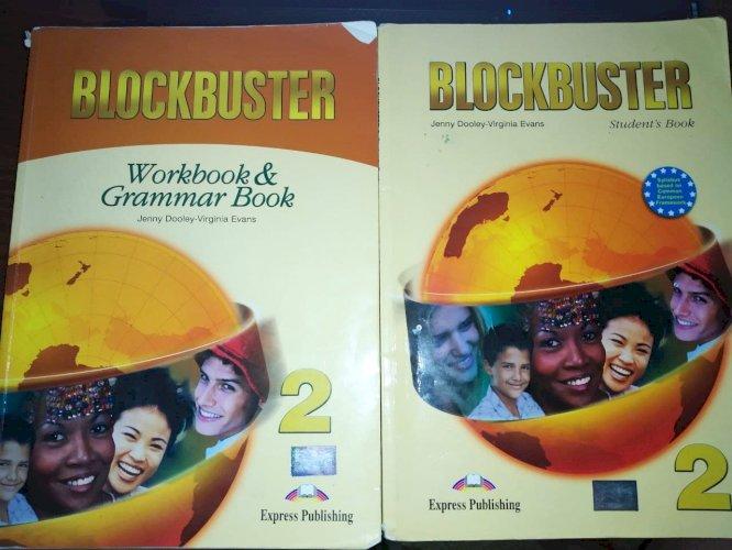 BLOCKBUSTER 2: Student's Book, Workbook and Grammarbook