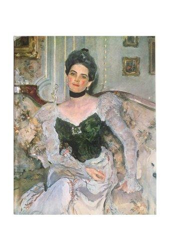 Портретная живопись В.А. Серова 1900-х годов. Основные проблемы