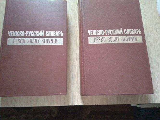 Чешско - русский словарь