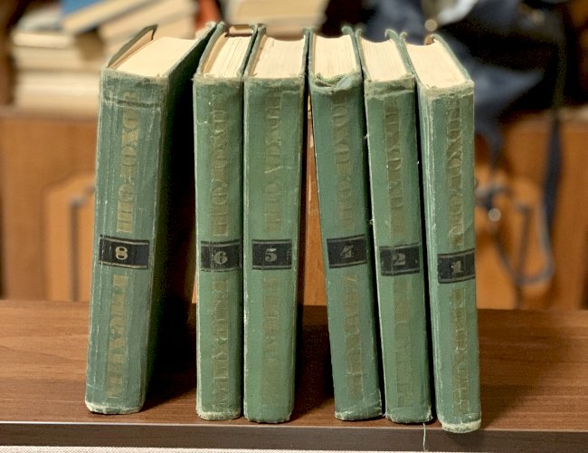 Собрание сочинений в 8-ми томах